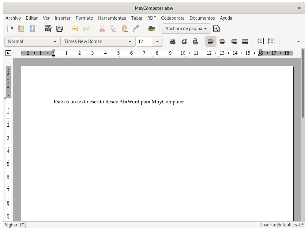 "AbiWord ""width ="" 750 ""height ="" 561 ""srcset ="" https://thefanatic.net/wp-content/uploads/2020/02/1582015482_881_Discover-these-seven-free-alternatives-to-Microsoft-Word-that-you.png 1006w, https://www.muycomputer.com/ wp-content / uploads / 2020/02 / AbiWord-500x374.png 500w, https://www.muycomputer.com/wp-content/uploads/2020/02/AbiWord-768x575.png 768w, https: // www. muycomputer.com/wp-content/uploads/2020/02/AbiWord-601x450.png 601w ""sizes ="" (max-width: 750px) 100vw, 750px ""title ="" Discover these seven free alternatives to Microsoft Word that you can try now Same - MuyComputer 38"