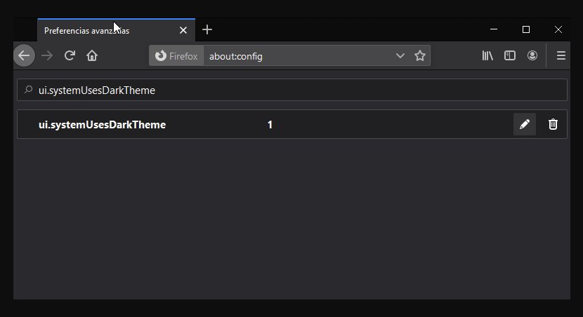 How to activate the dark mode in the main systems and applications 41