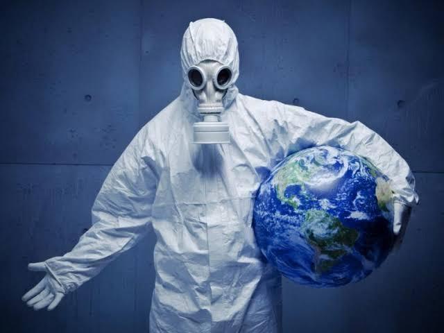 Coronavirus is the latest global threat. We will overcome it.