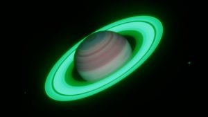 How long is a day on Saturn?