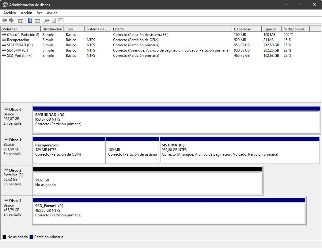 How disk partitions are handled in Windows and why they are so useful 36