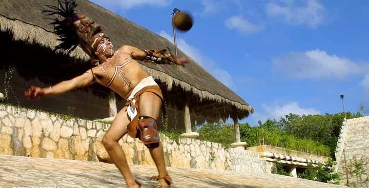 The ball game is 3,500 years old in Mesoamerica