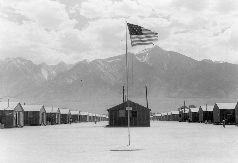 US concentration camps