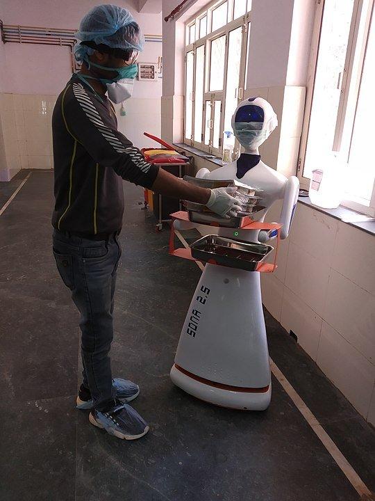 Robotics in the hospital