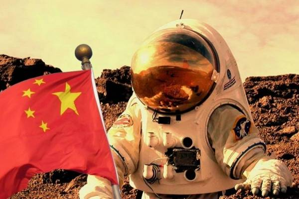 China and its plans for Mars