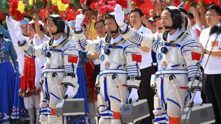 China and its plans for Mars are contributing to the space race.