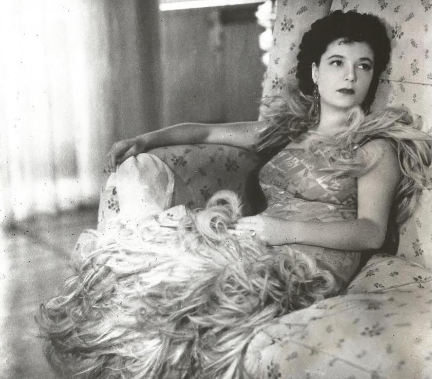 Clara Petacci, Mussolini's lover