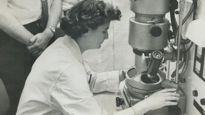 The woman who discovered the first human corona virus