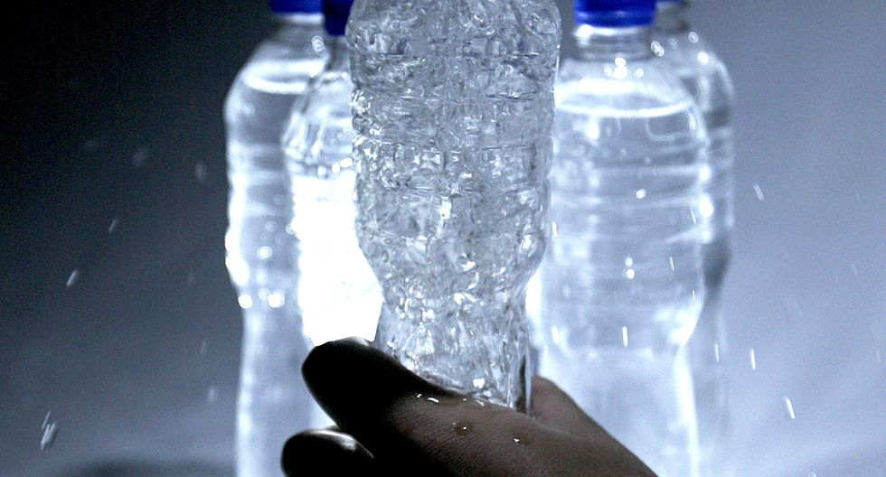 We are sorry to inform you that bottled water is the advertising trick of the century