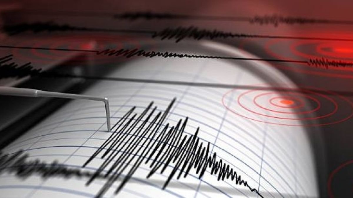 """Earthquakes could follow a mathematical pattern: """"The Devil & # 39; s Ladder""""."""