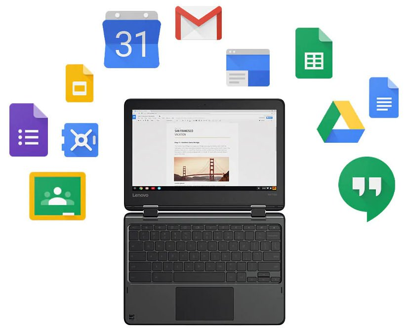 Why Chromebooks are a real alternative to Windows and Mac 36 today