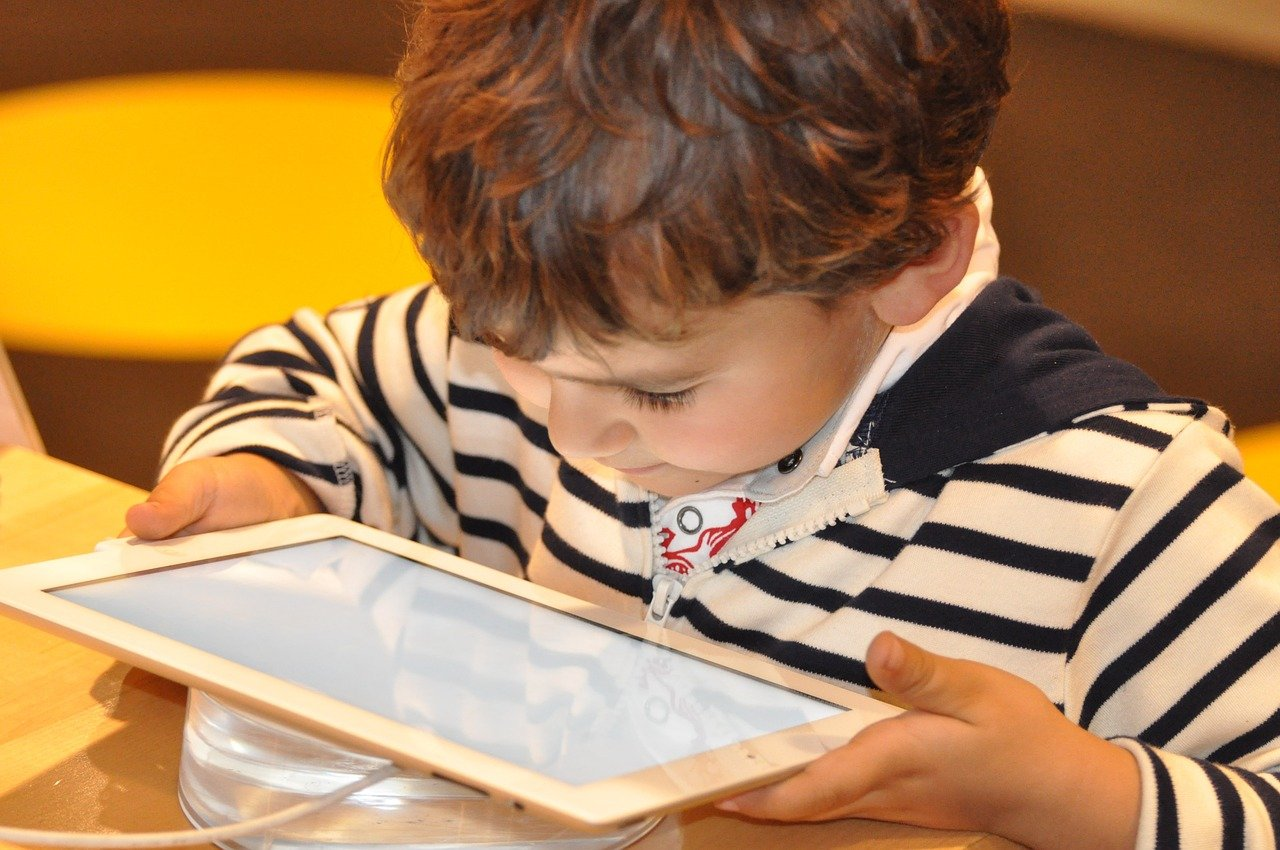 young children also use the Internet