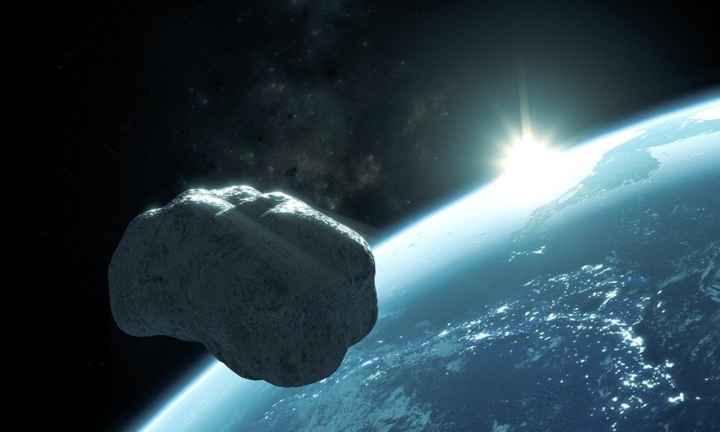 The dangerous asteroid Apophis arrives in 2029