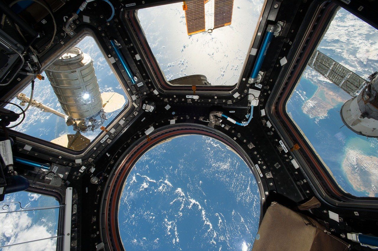 iSIM 170 is installed on the International Space Station