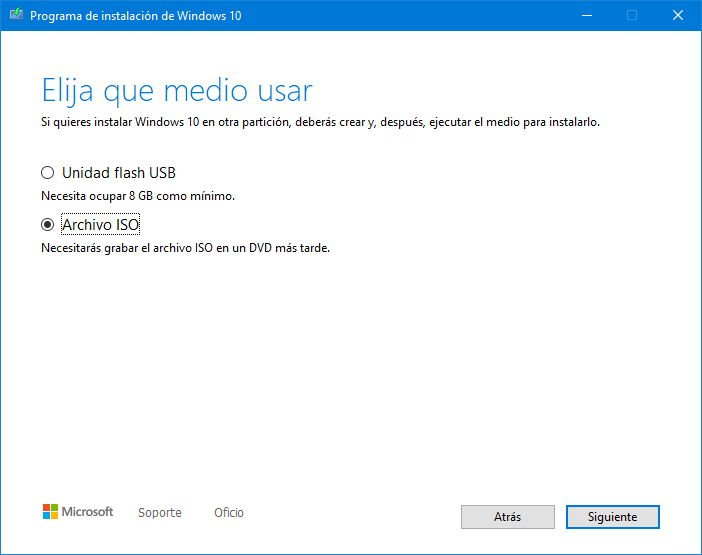 """You can now install Windows 10 2004 with the media creation tool 43 """"width ="""" 702 """"height ="""" 555"""