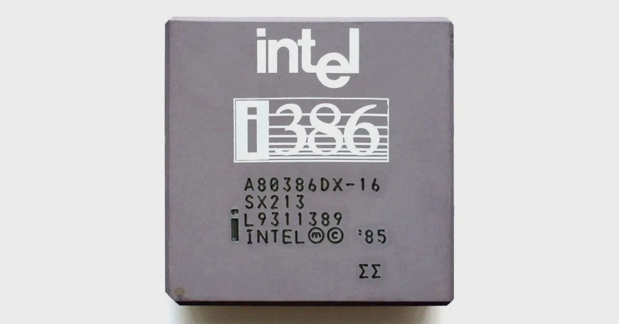 Ten Intel processors that have gone down in PC 43 history