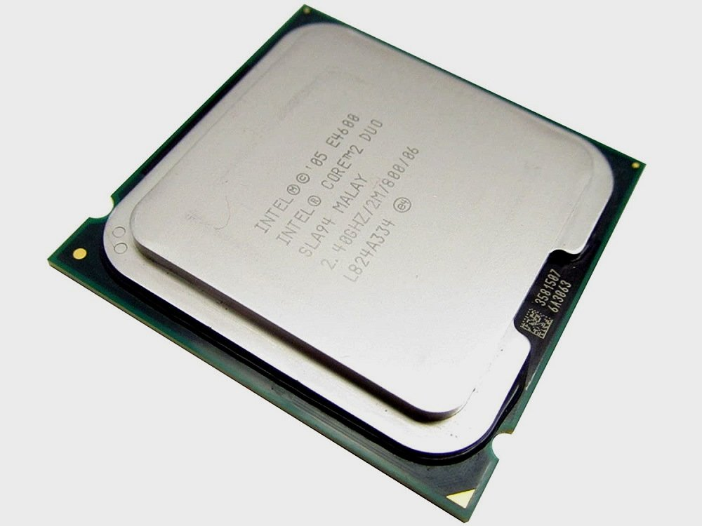 Ten Intel processors that have gone down in PC 53 history