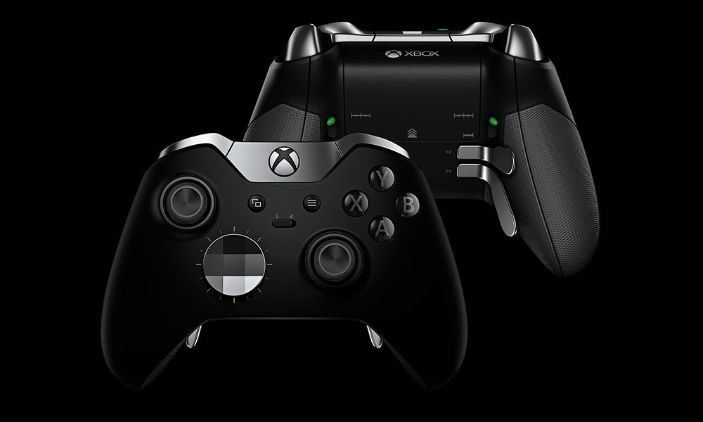 Xbox Elite Controller Wireless controller PC Xbox One Mobile