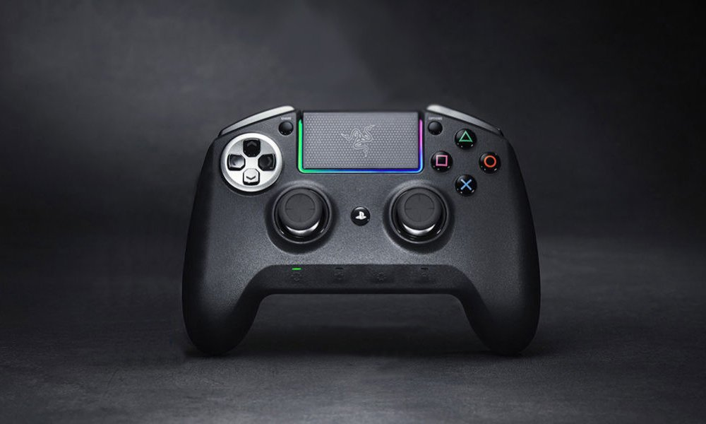 Razer Raiju Ultimate Wireless Controller PC PS4 Xbox One Mobile
