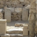 Cannabis kept in an old biblical temple