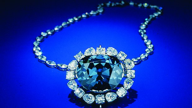 The Cullinan diamond, which is one of the crown jewels, is a super deep diamond.