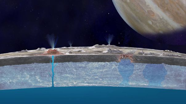 Is Jupiter's moon habitable?