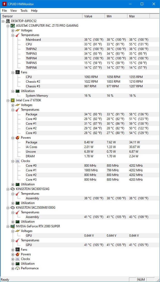How to keep the temperature of your PC under control