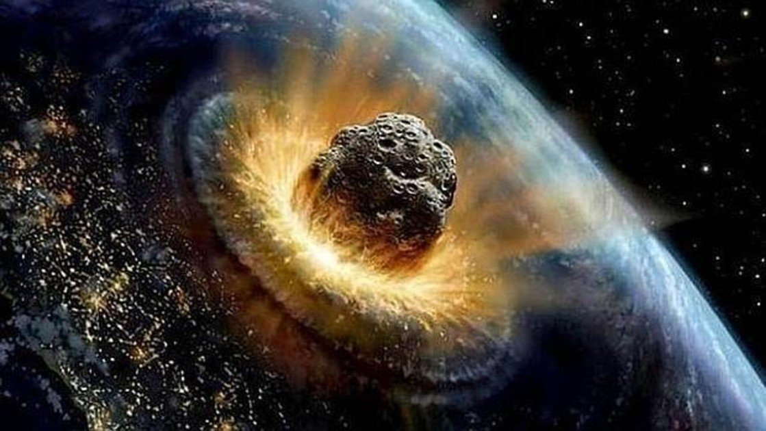 The fall of an asteroid on our planet would be a massive disaster.
