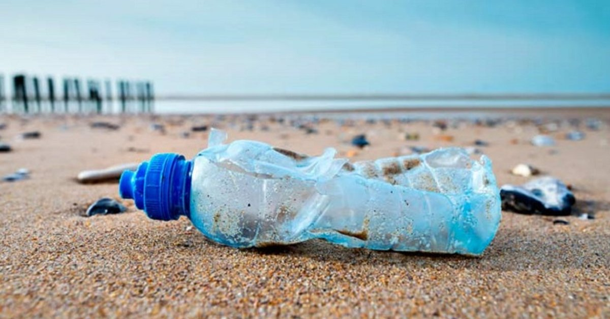 Plastic pollution affects the health of the planets.