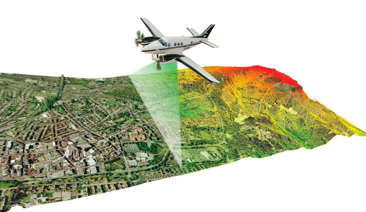 LIDAR technology offers archaeologists great advantages.