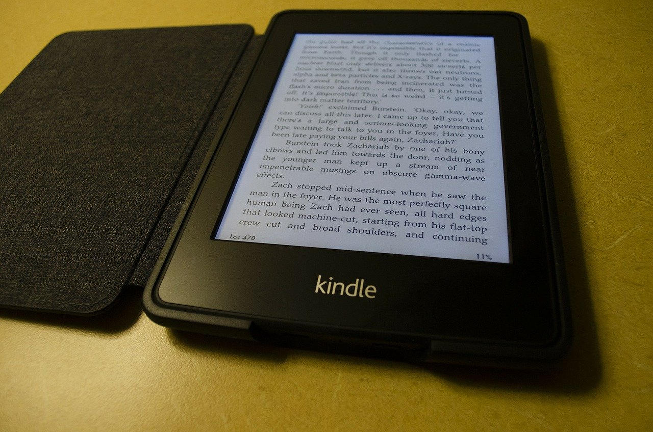 Paper or electronic book - e-book