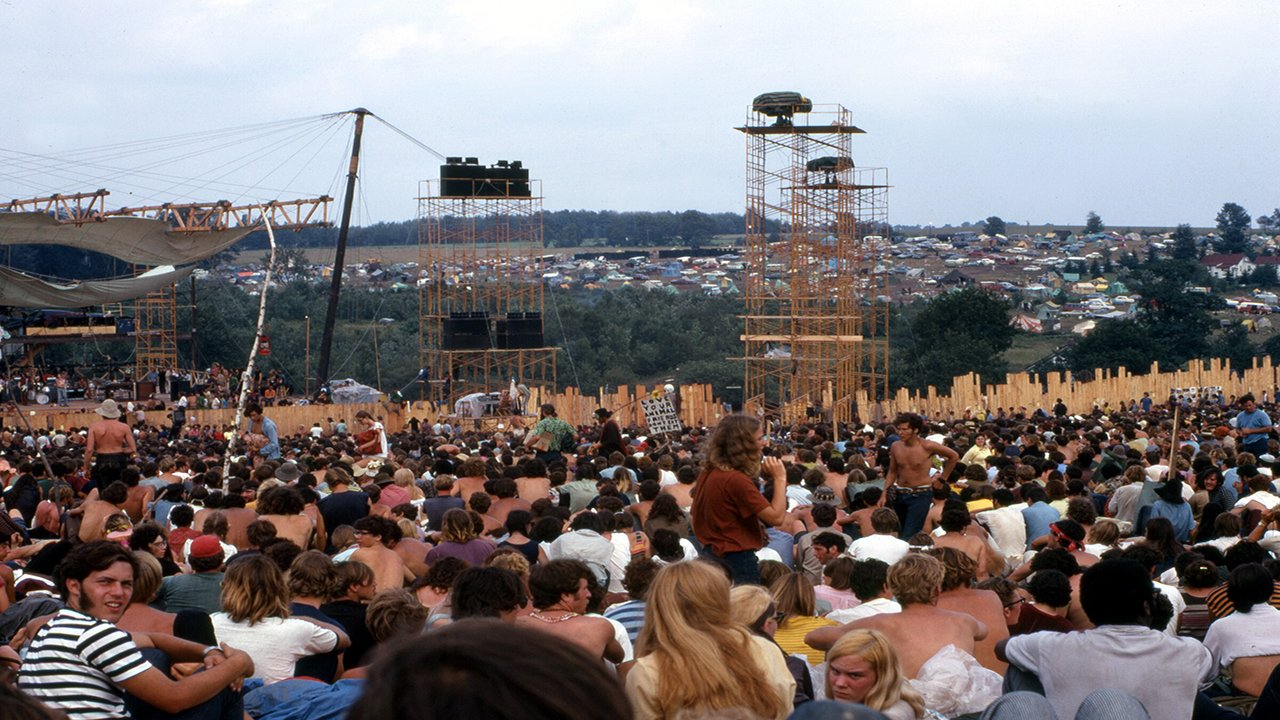 Did you know that the Woodstock festival took place during a pandemic?