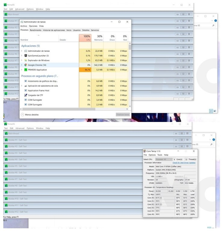 How to push your CPU and GPU to the limits and why you should 34