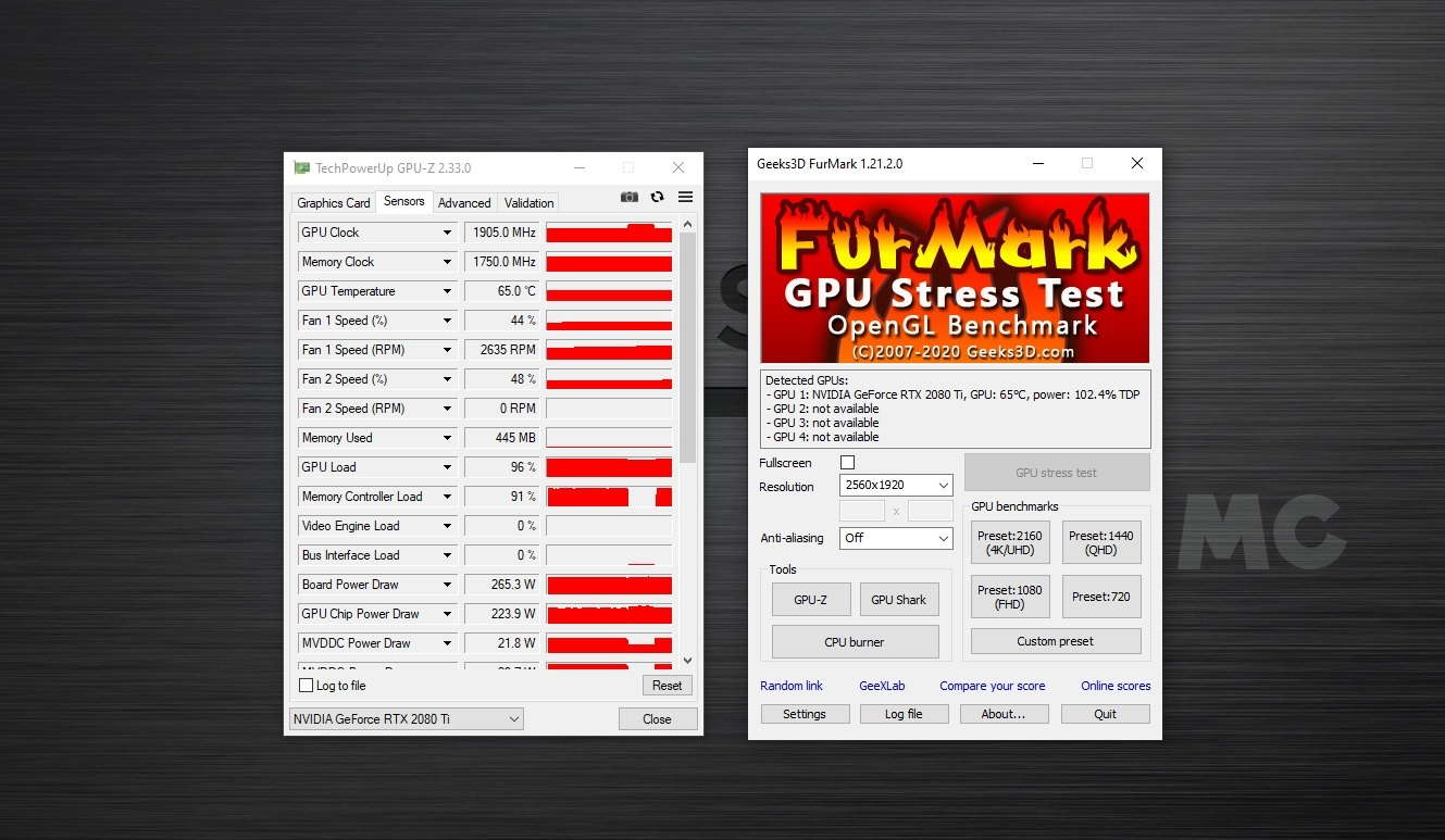 How to push your CPU and GPU to the limit and why you are 40