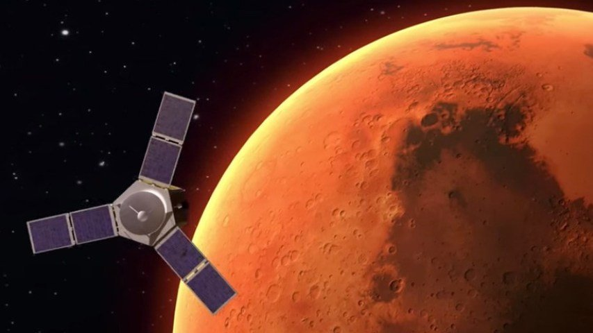 The first Arab mission to Mars will be launched shortly.