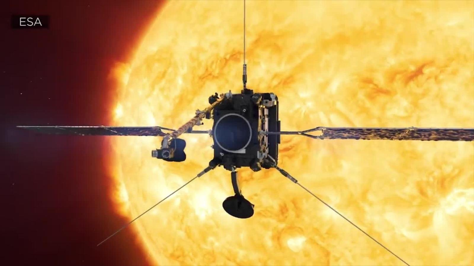 The probe will also explore the sun
