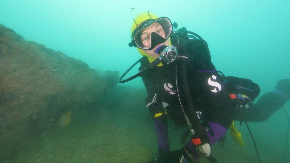 The first underwater areas of the Aboriginal people in Australia contain stone tools.