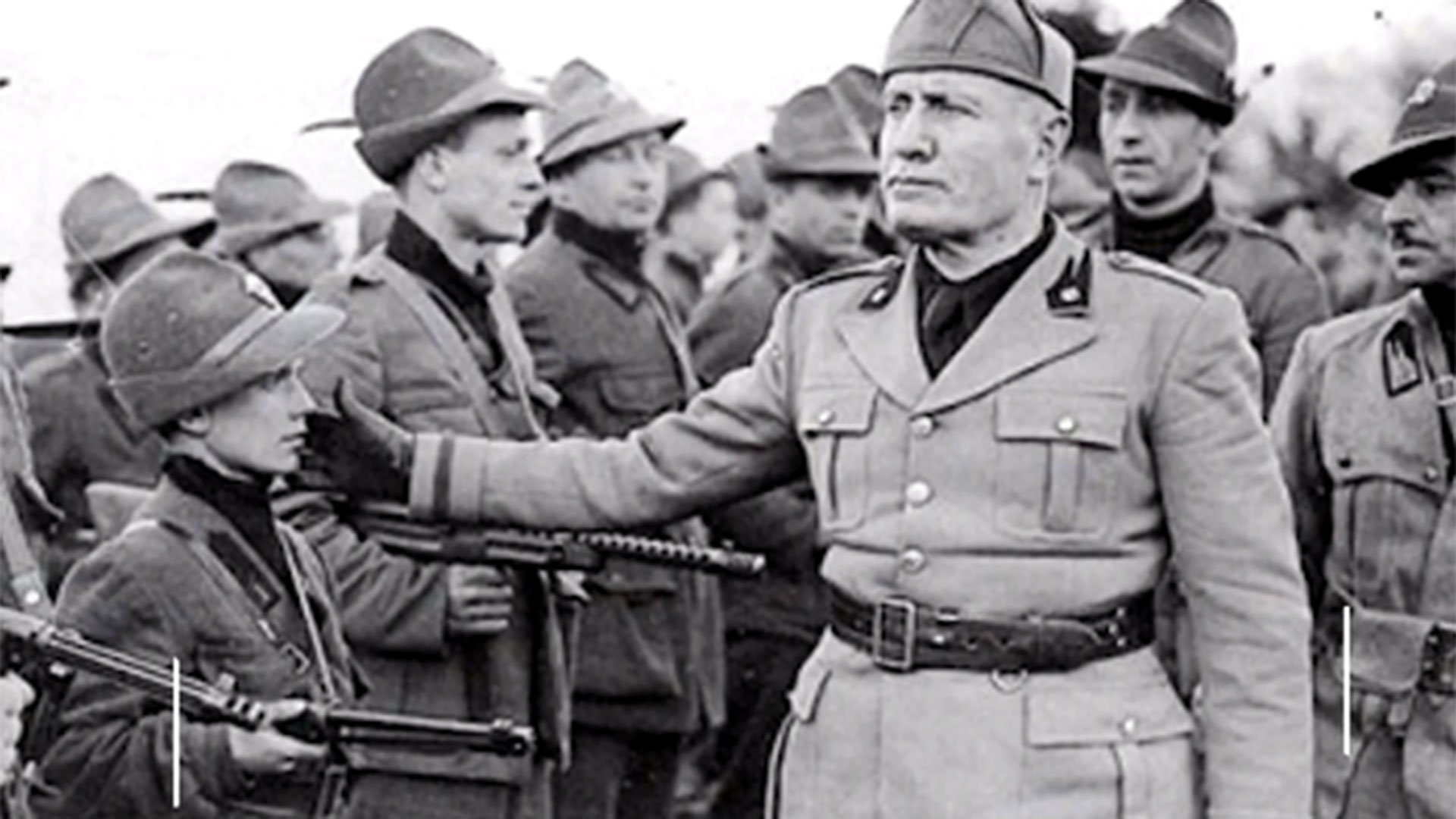 Mussolini and his regime have had a major impact on the fate of Europe.