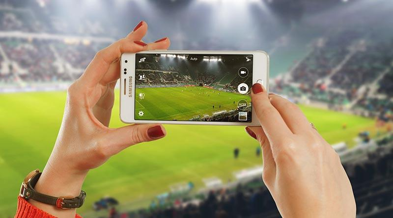 Football on Instagram