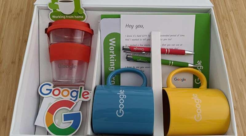 Google Working Home Box
