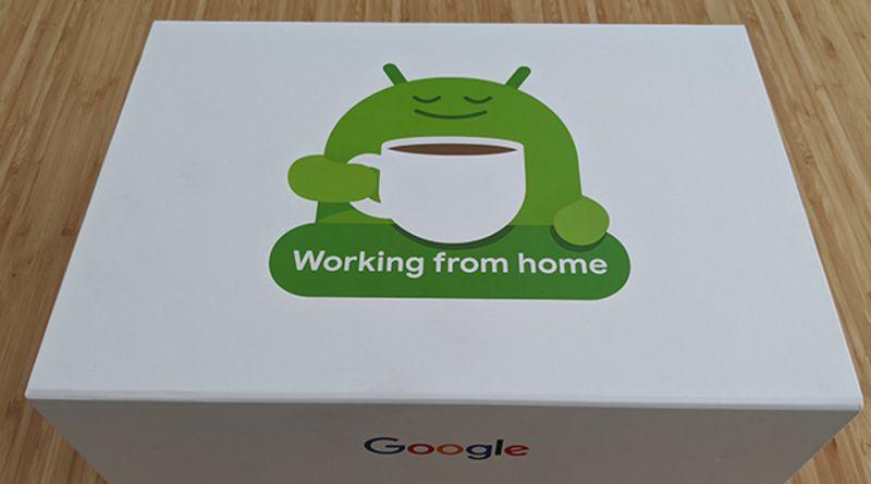 Google Job Box