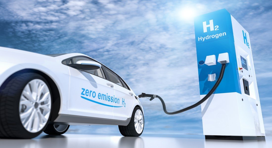 Hydrogen vehicles are coming