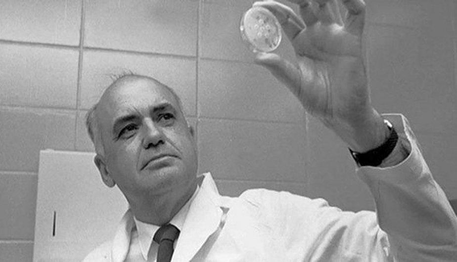 Maurice Hilleman, the fastest vaccine manufacturer in history