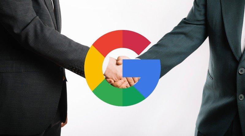 Virtual Google map