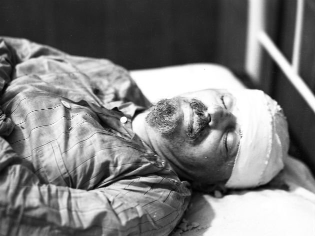 Trotsky died shortly after the attack.