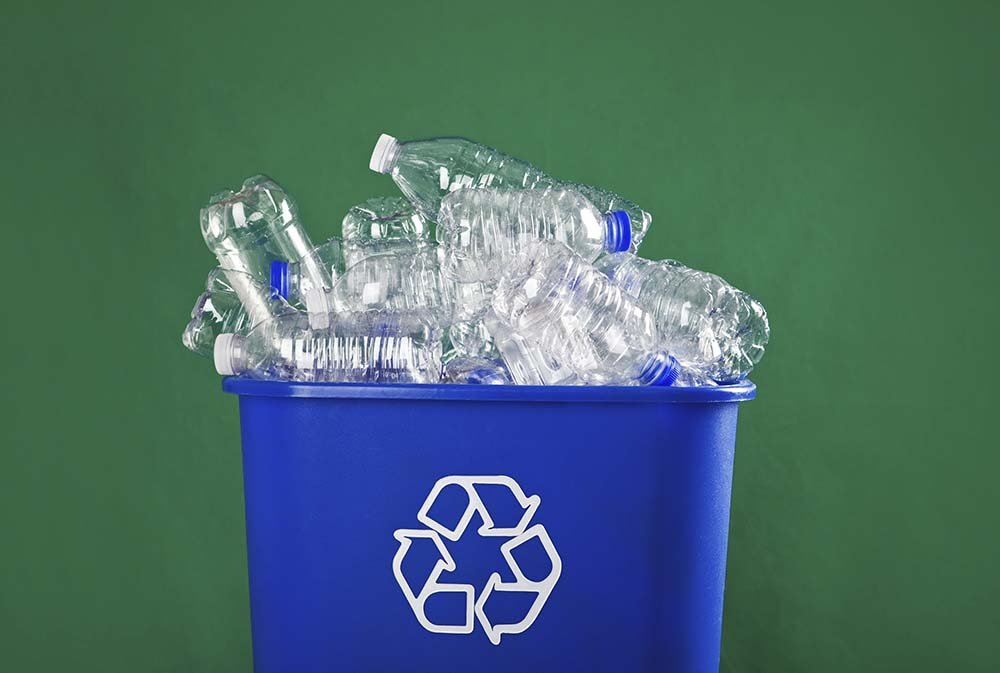 A new material that recycles plastic