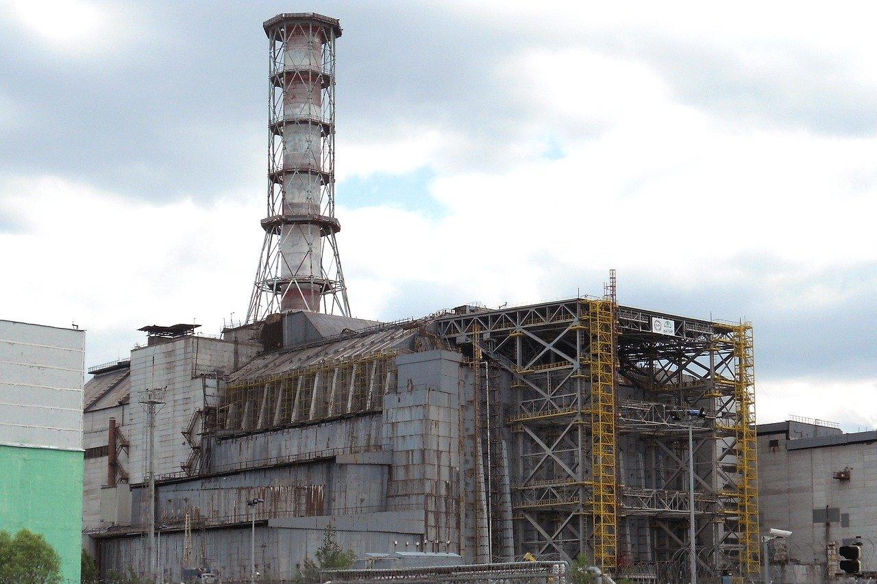 Chernobyl core center
