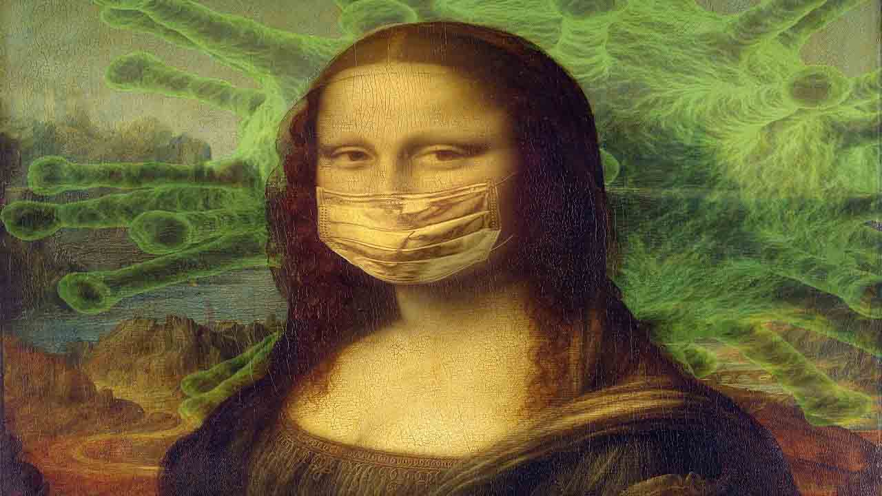 Art and artificial intelligence create unrepeatable works