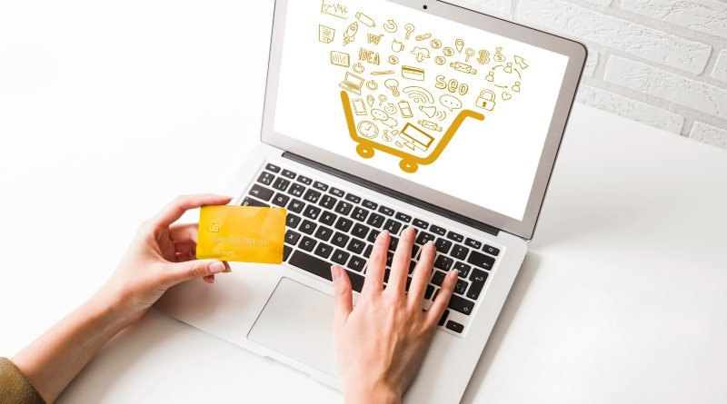 Online shop digital catalogs
