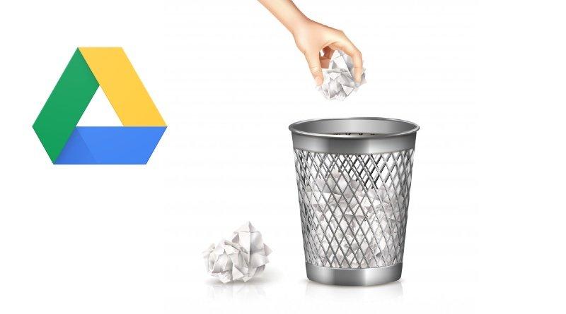 Auto-delete Google Drive